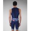 Zone3 Activate Plus Abbigliamento triathlon Uomo blu